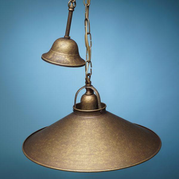 Luč stropna medenina