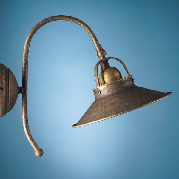 Luč stenska kovina C
